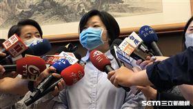 台中市議會副議長顏莉敏/記者張雅筑攝