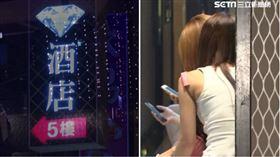 無黨籍台北市議員林瑞圖15日與上百名八大行業從業人員合開記者會,呼籲台北市政府盡快解封酒店、舞廳。(示意圖/資料照)