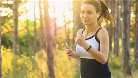 (圖/Pixabay)運動,跑步,慢跑