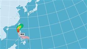 黃蜂暴風圈逼近 11:30海警發布