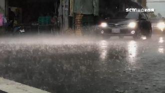 梅雨季以來最強!鋒面恐釀致災雨