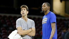 NBA/勇士總管:跟KD奪冠沒樂趣 NBA,金州勇士,Kevin Durant,Bob Myers 翻攝自推特