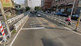 雲林縣斗六西平路地下道口(圖/翻攝google)