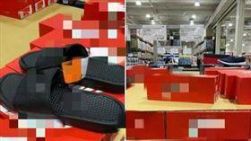 拖鞋,好事多,臭,海綿(圖/翻攝自臉書-Costco好市多 商品經驗老實說)