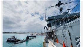 美軍太平洋艦隊主動揭露,他旗下「所有」前進部署的潛艦,目前都在「西太平洋」執行即時反應任務,在疫情期間維持印太地區的自由與開放!(圖/翻攝美軍太平洋艦隊官網)