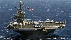 武漢肺炎,美國,復陽,航空母艦,官兵(圖/USS Theodore Roosevelt)