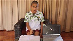 精準命中武漢肺炎 印度14歲少年警告:12月有全球災難,圖/翻攝自Conscience YouTube