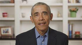 2度開嗆!歐巴馬暗批川普防疫不力:連「假裝負責」都沒有(圖/翻攝自Obama Foundation YouTube)