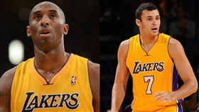 NBA/柯比退休戰爆走 隊友揭內幕 NBA,洛杉磯湖人,Kobe Bryant,退休戰,60分,Larry Nance Jr. 翻攝自推特