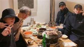 「97LINE」為南韓圈內帥哥偶像的聚會。(圖/翻攝自IG)