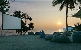 TripPlus/馬爾地夫威斯汀渡假村豪華海灘別墅房