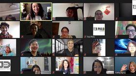 邁入第4年的馬來西亞「Tea Philo哲學茶席」活動因武漢肺炎關係改採線上形式,過去兩天邀請PANDA表演藝術網絡發展協會理事長洪凱西,分享當下疫情衝擊藝文產業現況。(駐馬辦事處提供)