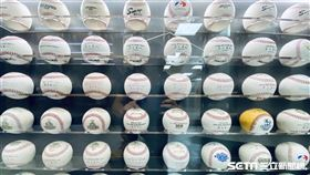 中華職棒比賽用球。(圖/記者王怡翔攝影)