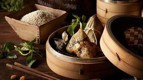 ▲美福極鮮粽夏禮盒(圖/台北美福大飯店提供)