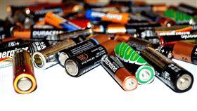 電池(圖/翻攝自Pixabay)