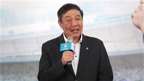 台體大校長遭影射涉弊案 將走法律途徑維護清譽國立台灣體育運動大學校長林華韋(圖)被媒體影射涉入工程弊案,林華韋表示,將走司法途徑維護學校與個人清譽,並於19日召開校內說明會。中央社記者謝靜雯攝 109年5月18日