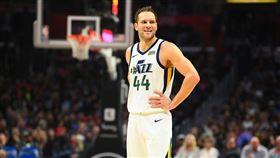 NBA/右腕動刀 爵士射手賽季報銷 NBA,猶他爵士,Bojan Bogdanovic,開刀,動手術,報銷 翻攝自推特