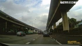 國道一號,北上,休旅車,追撞,東湖 國道警提供
