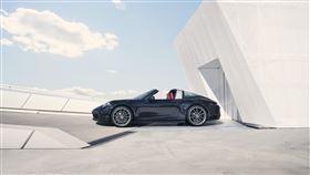 ▲Porsche 911 Targa 4S。(圖/Porsche提供)