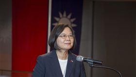 蔡英文、台灣、中華民國、國旗(圖/總統府提供)