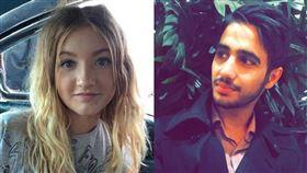 遭前任斬首 17歲正妹尋獲僅剩頭顱 瑞典,情殺,斬首,Wilma Andersson,Tishko Ahmed Shabaz 翻攝自推特