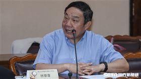 棒球員生涯公聽會,台體大校長林華韋 圖/記者林敬旻攝