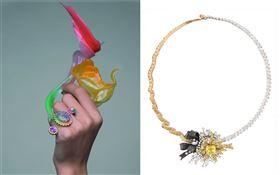 「Dior et Moi高級珠寶暨腕錶展」。(圖/DIOR提供)
