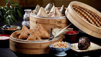 熱銷6萬顆 台北國賓推三款粽禮搶市
