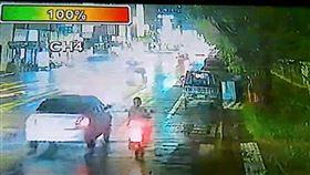 台南,路樹,意外,倒塌,大雨,黃偉哲