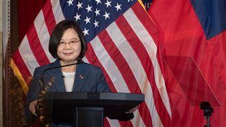 台灣接軌全世界 小英向全國人喊話了