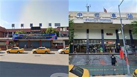 桃園,中壢,火車站 圖/翻攝Google Map