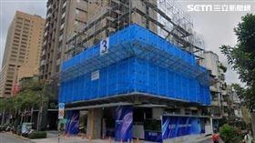 台北,羅斯福路工地工人墜樓死亡 翻攝GOOGLE MAP