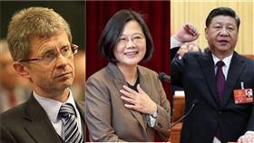 捷克議長 無懼 中國 壓力 祝賀 台灣 總統 就職