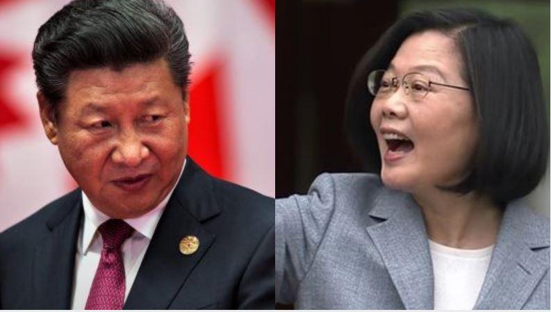 台灣霸氣撐香港!陸官媒崩潰嗆蔡英文:左右逢源、漁婆得利