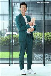 「未來媽媽」禾浩辰。(記者邱榮吉/攝影)