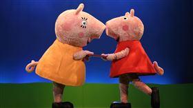 寬宏藝術提供 全新兒童舞台劇《粉紅豬小妹舞台劇-完美的下雨天》