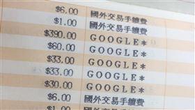 Google商店,APP,訂閱,金額,扣款,帳本,刷簿子