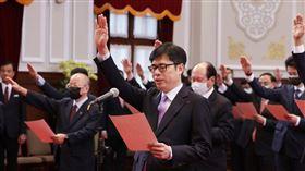 有政府會做事…陳其邁揭台灣人的幸福(圖/翻攝臉書)
