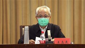 前香港中聯辦主任王志民年初被免職並轉任後,消聲匿跡許久,最近露面時頭髮已全白。(圖取自中央黨史和文獻研究院網頁dswxyjy.org.cn/GB/index.html)