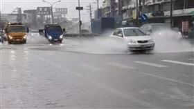 淹水,積水,仁武,高雄,韓國瑜,梅雨