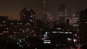 北京,劇烈天氣,黑夜,白晝如夜,中國全國兩會