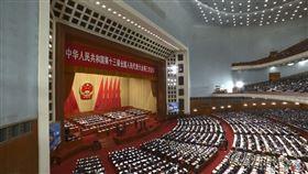 (圖/翻攝自CCTV YouTube)中國,人大,李克強