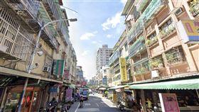 新莊裕民街。(圖/翻攝自GoogleMap)