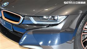 ▲BMW i8 Ultimate Sophisto Edition特仕版。(圖/鍾釗榛攝影)