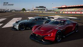 ▲Mazda RX-VISION GT3概念車(圖/Mazda提供)