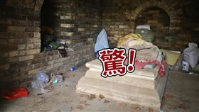朱元璋女兒的墓中 竟有活人居住