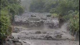 阿里山,泥沙,石塊,行諄橋,