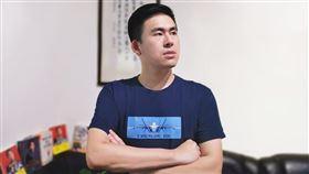 新黨發言人王炳忠。(圖/翻攝自王炳忠臉書)