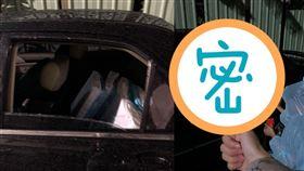 車窗,豪雨,紙袋,仙女(翻攝自 爆廢公社公開版)