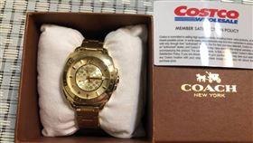 手錶,好市多,電池,維修,售後服務(翻攝自 Costco好市多 商品經驗老實說)